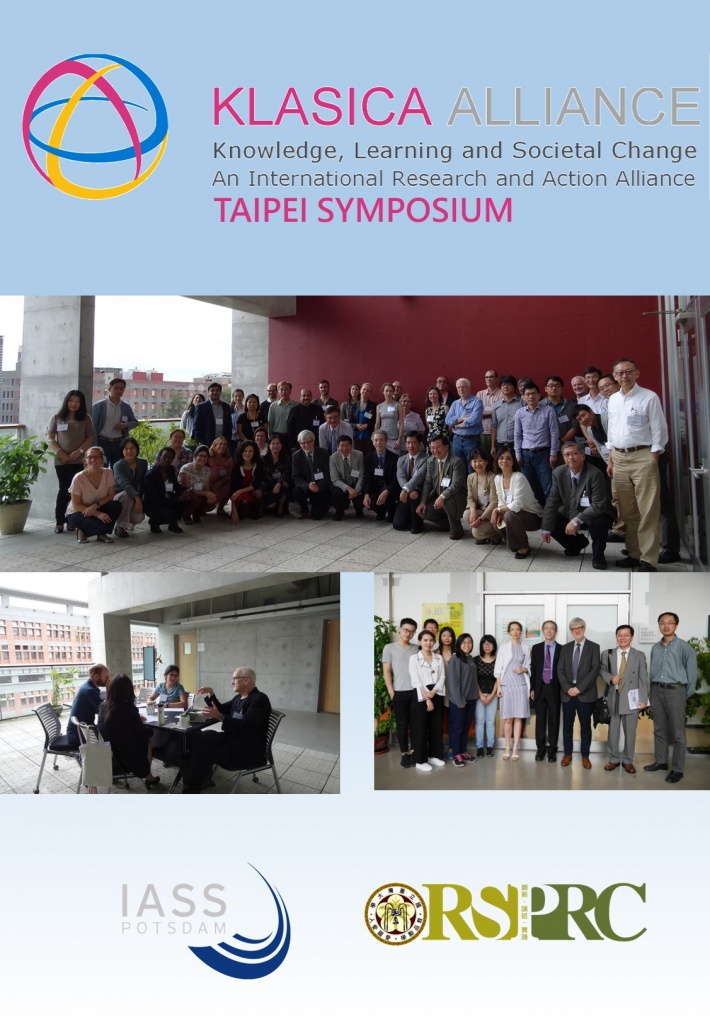 Save the date to participate in the 2nd KLASICA Taipei Symposium